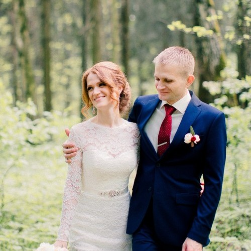 Елена и Виталий